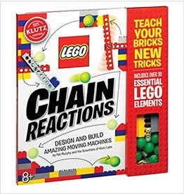 Klutz Klutz: LEGO Chain Reactions