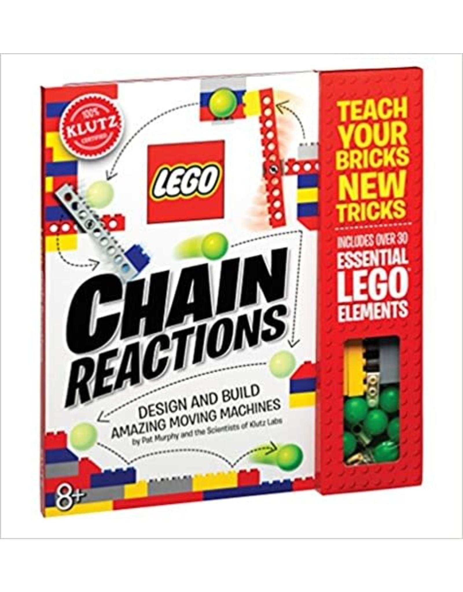 Klutz Klutz: LEGO Chain Reactions
