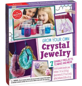 Klutz Klutz: Grow Your Own Crystal Jewelry
