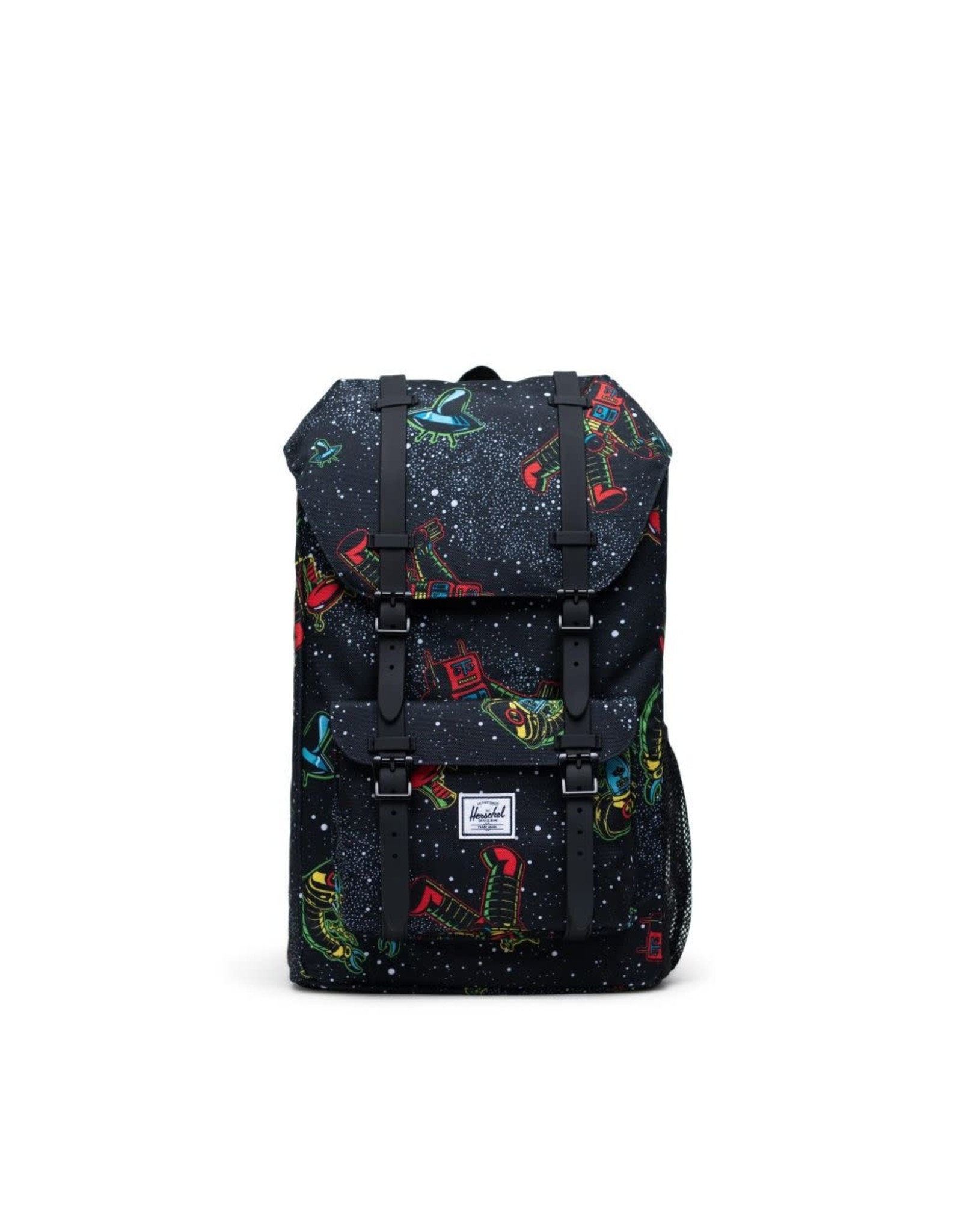Herschel Supply Herschel Little America Youth Backpack, Space Robots