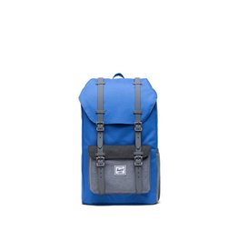 Herschel Supply Herschel Little America Youth Backpack, Amparo Blue/Grey