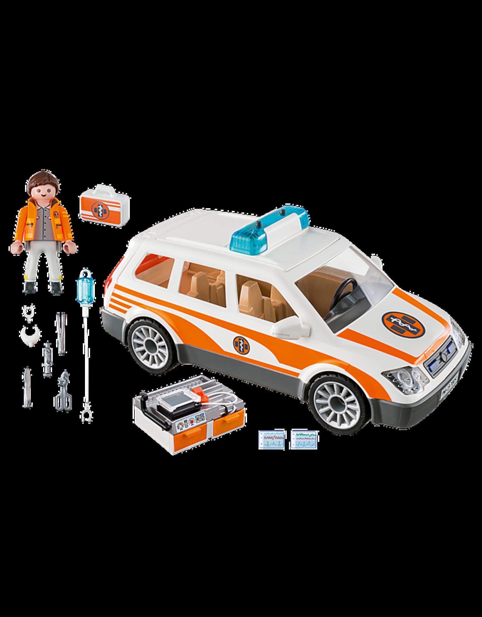 Playmobil Emergency Car