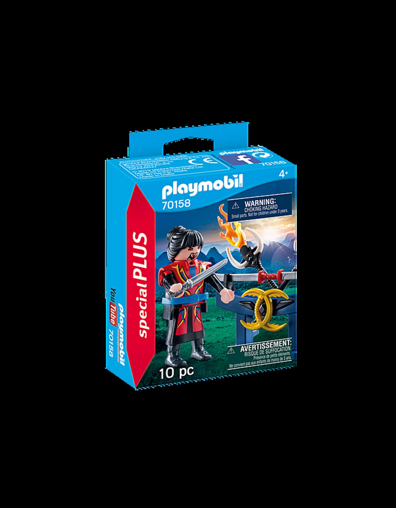 Playmobil Warrior