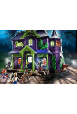 Playmobil Sooby Doo Adventure in the Mystery Mansion
