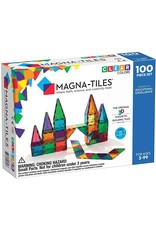 Valtech Magna-Tiles, Clear Colors Set, 100pcs