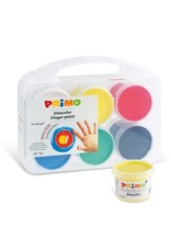Primo Finger Paints in Carry Case