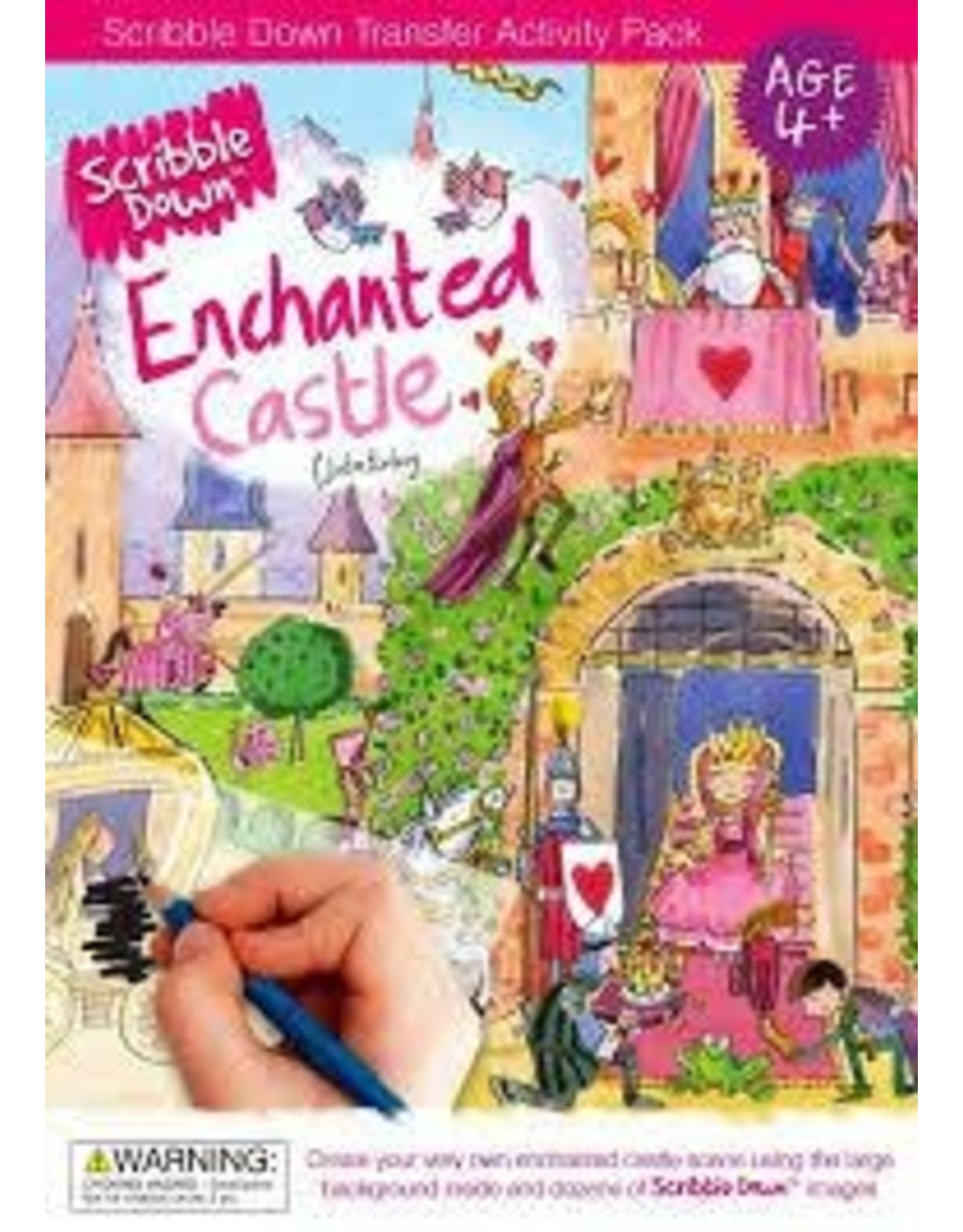 Playwell Enchanted Castle Transfers