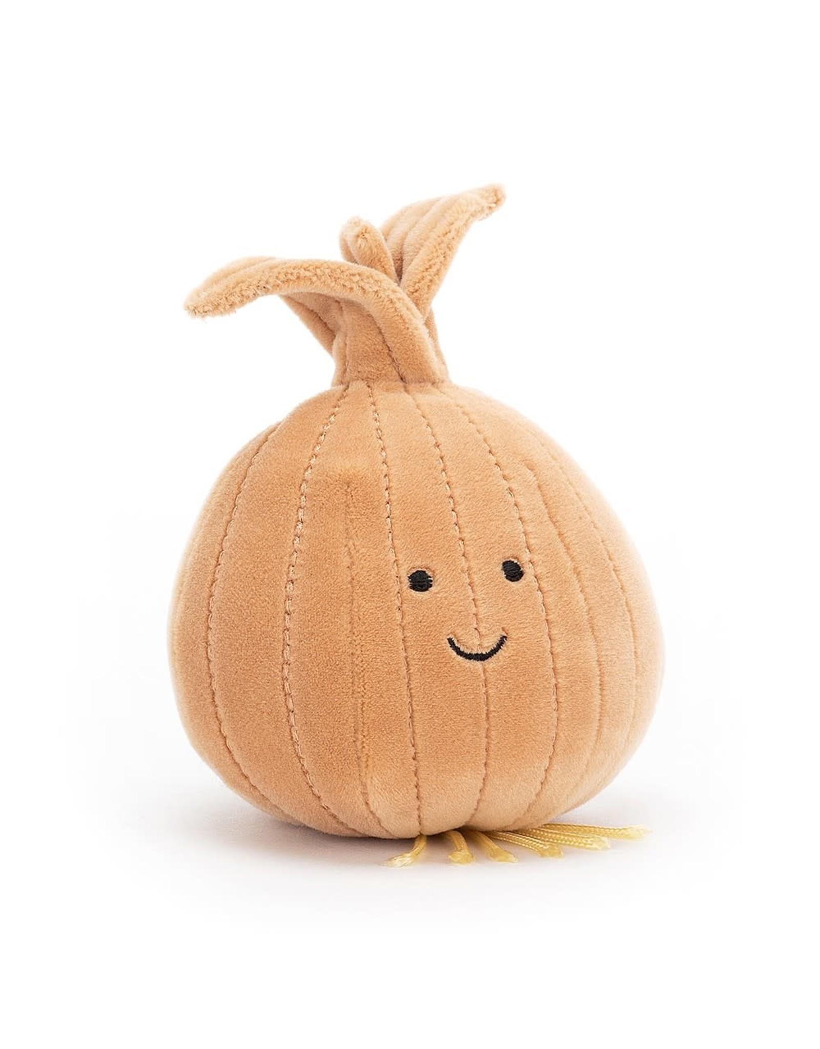 Jelly Cat Vivacious Vegetable Onion