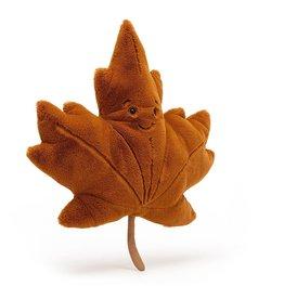 Jelly Cat Woodland Maple Leaf