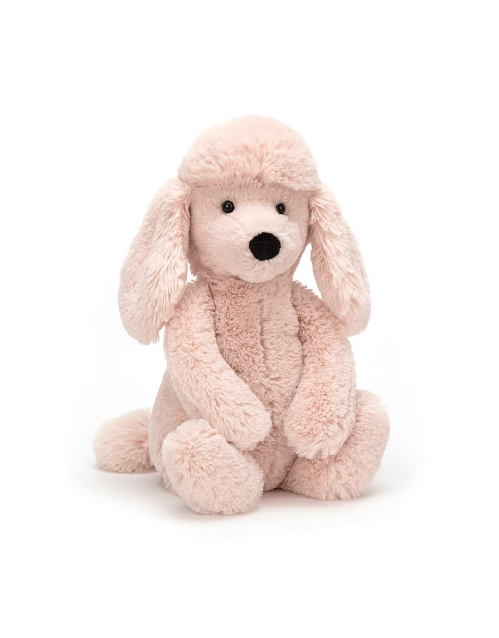 Jelly Cat Bashful Blush Poodle Medium