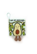 Jelly Cat I Am an Avocado Book