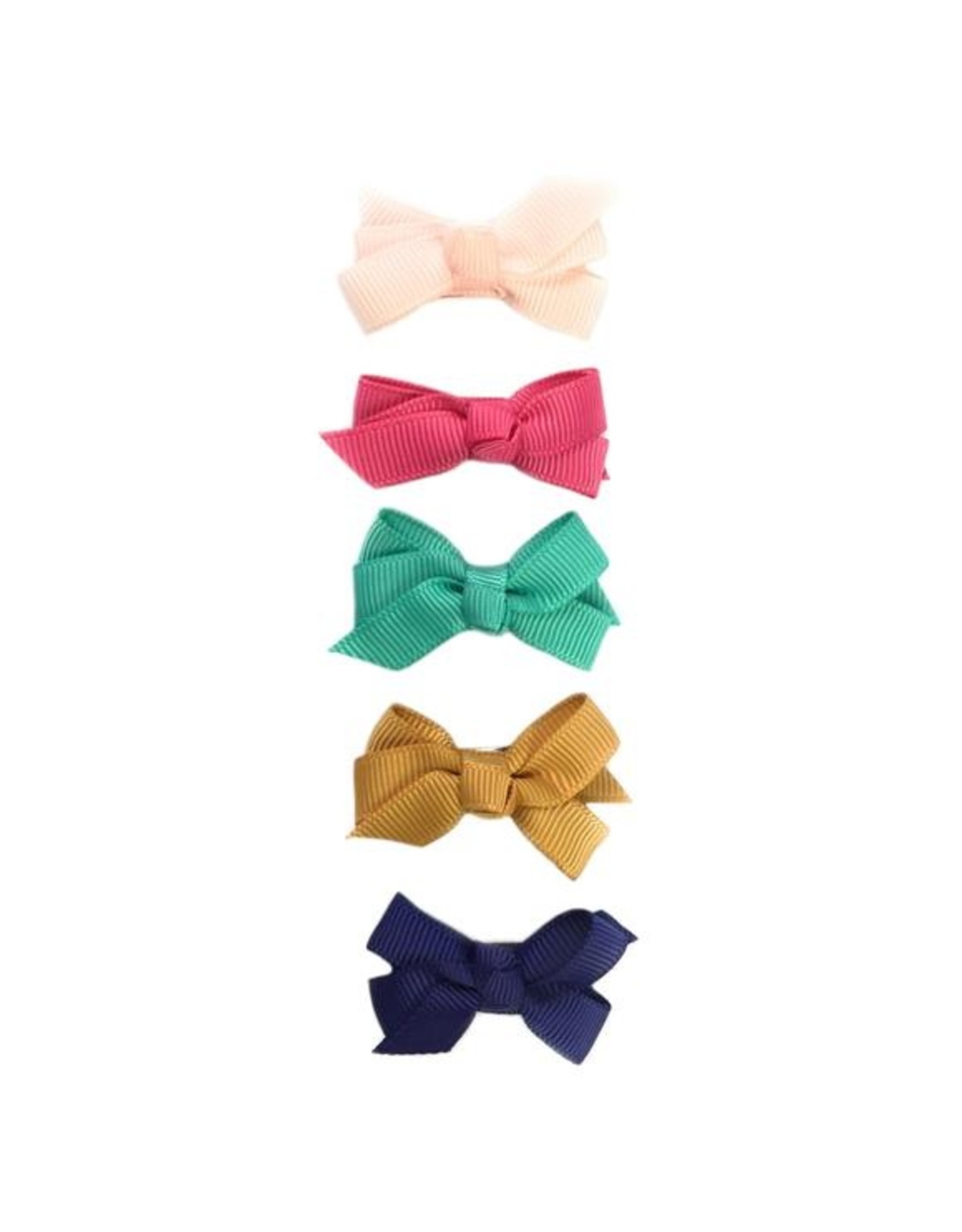 Baby Wisp Baby Wisp 5 Chelsea Bows Snap, Chantilly
