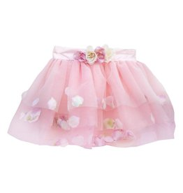 Great Pretenders Golden Rose Petal Skirt, Size 4-6
