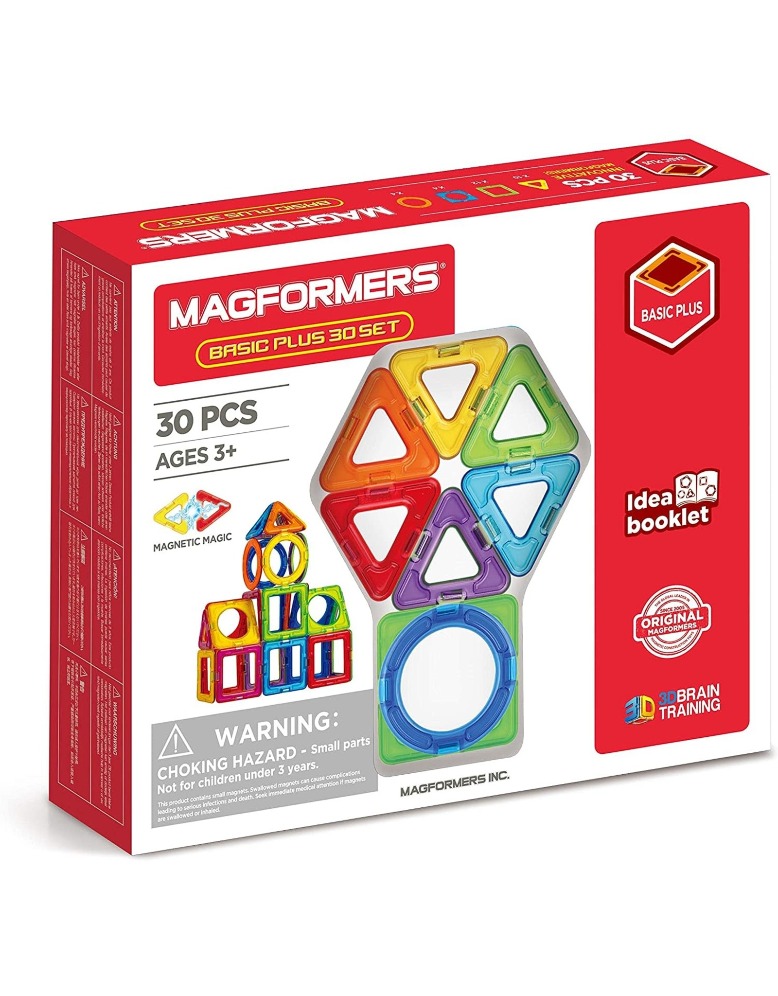 Magformers Magformers, Basic Plus 30