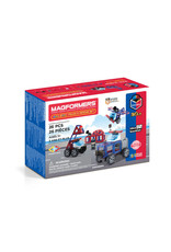 Magformers Magformers, Amazing Police Rescue 26pcs.