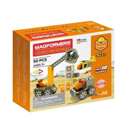 Magformers Magformers, Amazing Construction 50pcs.