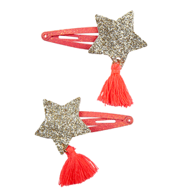 Great Pretenders Boutique Sassy Tassy Star Hairclips