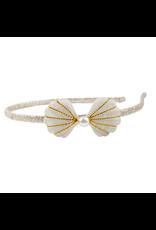 Great Pretenders Boutique Golden Mermaid Shell Headband
