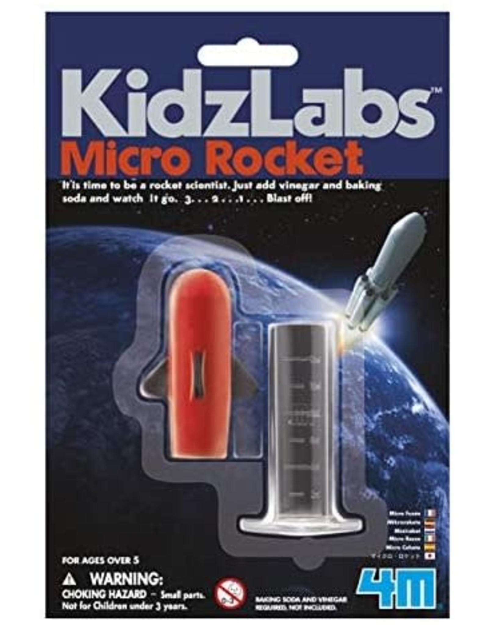 4M Mirco Rocket
