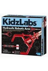 4M Hydraulic Robotic Arm