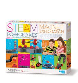 4M Magnet Exploration Science, Steam Kids