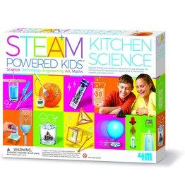 4M Kitchen Science, Steam Kids