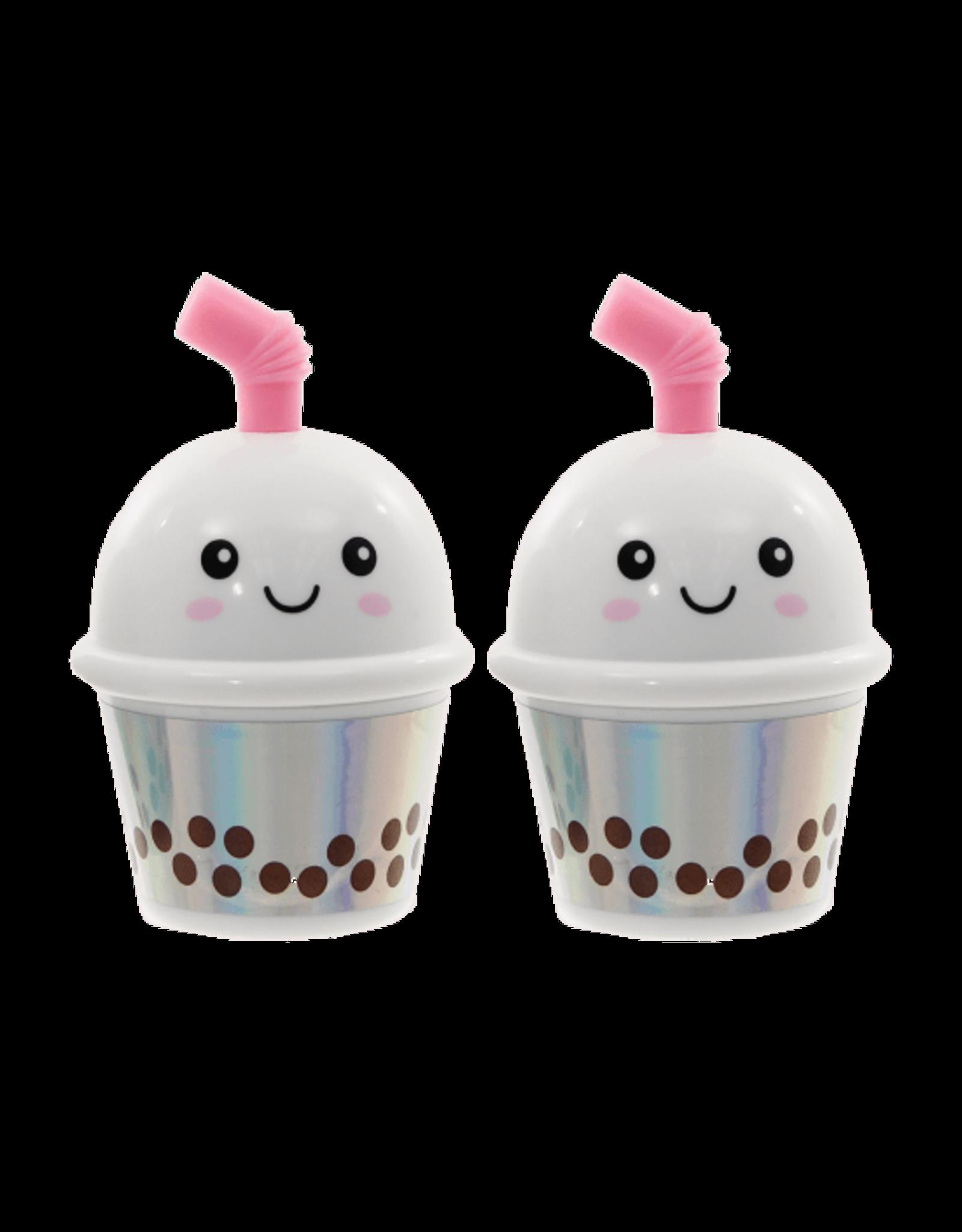 Iscream Bubble Tea Lip Gloss Set