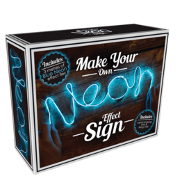 Iscream DIY Neon-Effect Blue Light