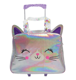Iscream Caticorn Rolling Bag