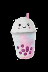 Iscream Bubble Tea Furry Pillow
