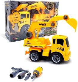 Mukikim Construct A Truck, Excavator