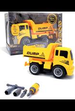 Mukikim Construct A Truck, Dump