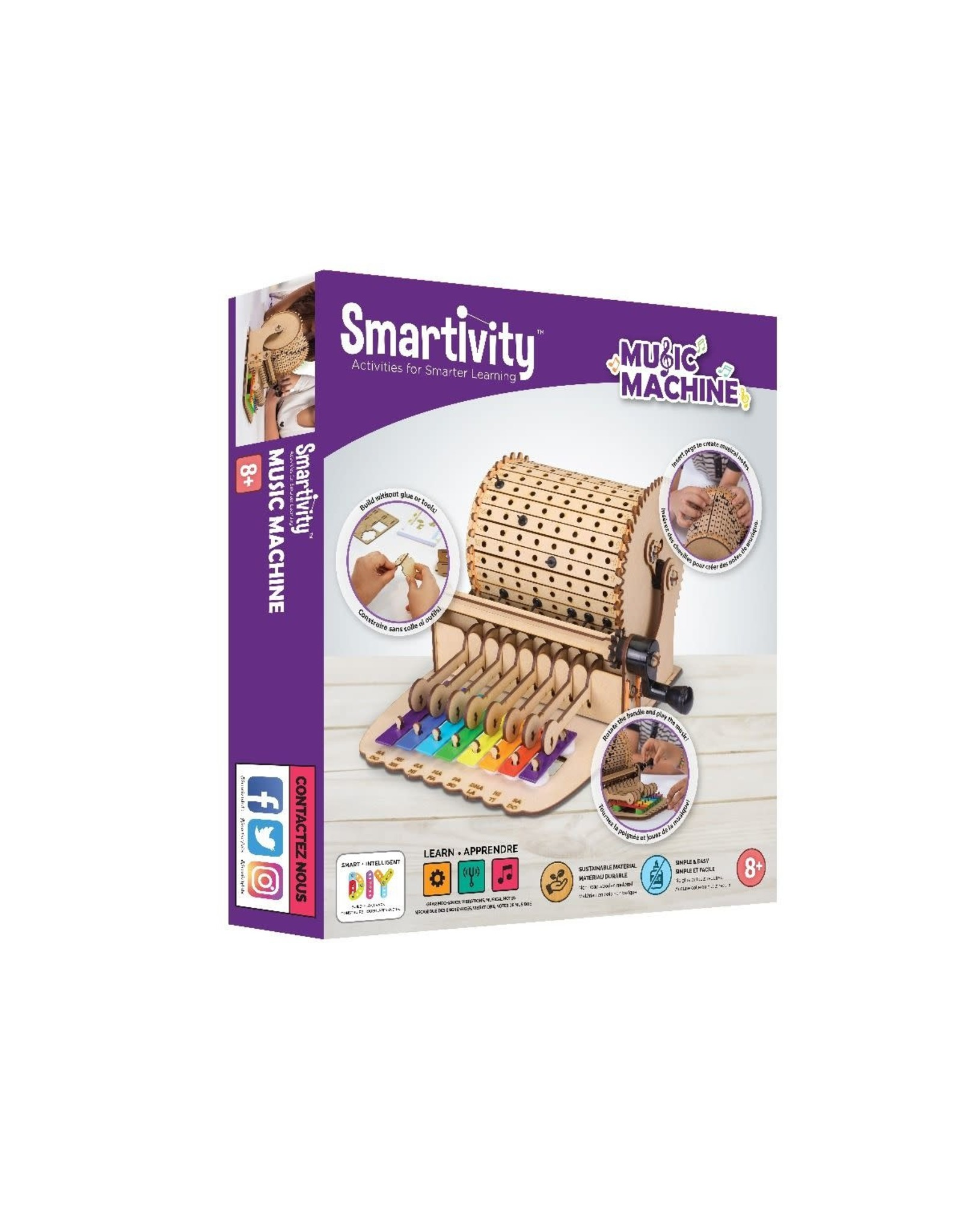 Elenco Smartivity Music Machine