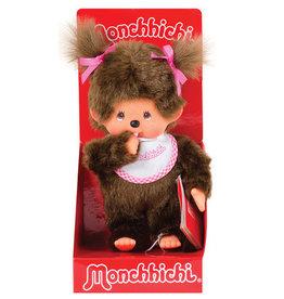 Schylling Monchhichi Pink Girl