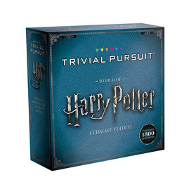 USAopoly Trivial Pursuit: World of Harry Potter Ultimate Edition