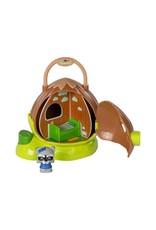 Fat Brain Toy Co. Timber Tots, Hazelnut House