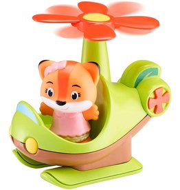 Fat Brain Toy Co. Timber Tots, Helicopter