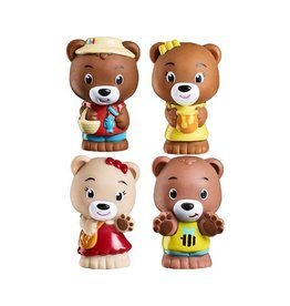 Fat Brain Toy Co. Timber Tots, PawPaw Family