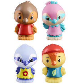 Fat Brain Toy Co. Timber Tots, TwitWit Family