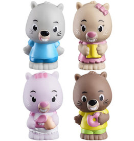 Fat Brain Toy Co. Timber Tots, ChipChip Family
