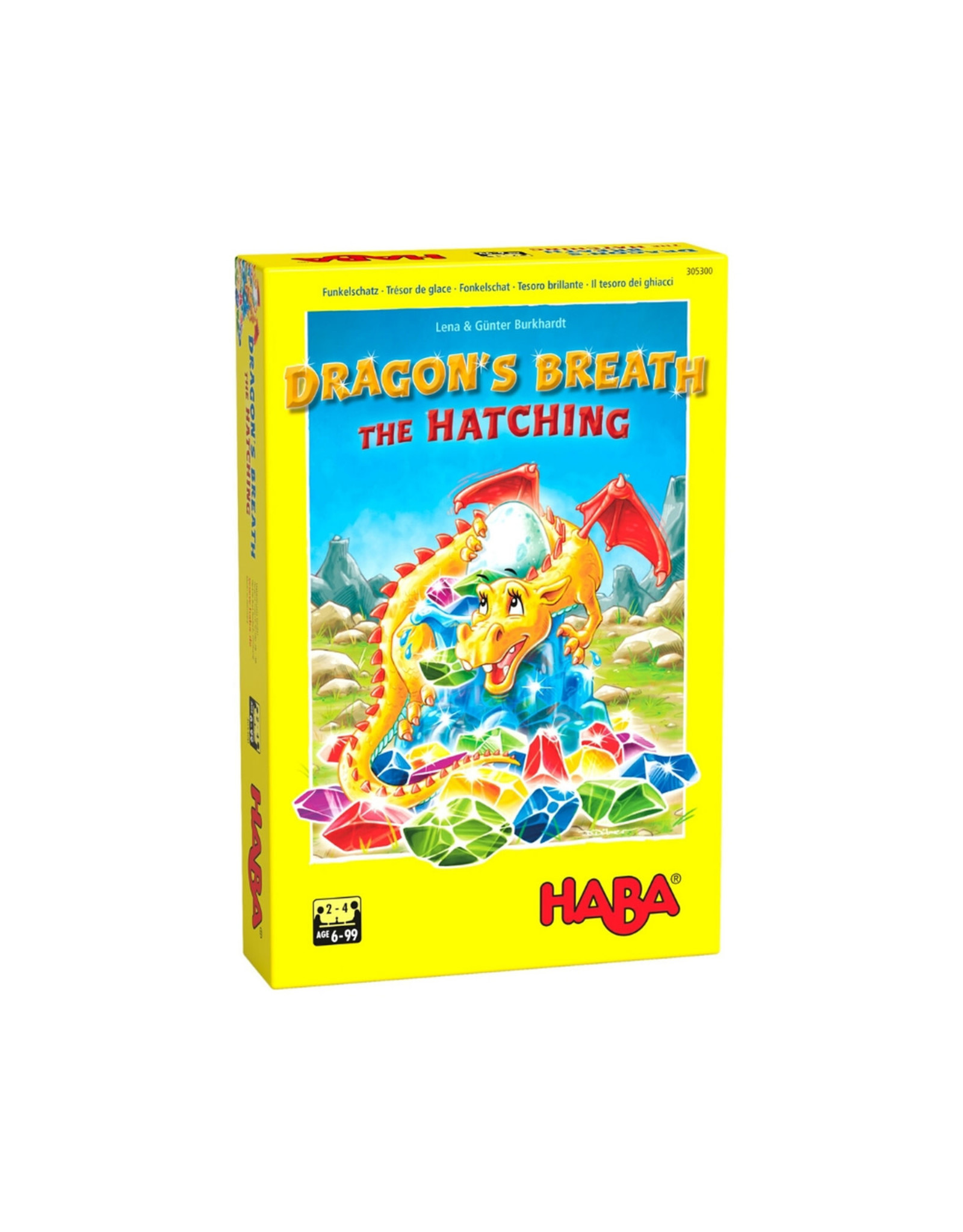 Haba Dragon's Breath, The Hatching