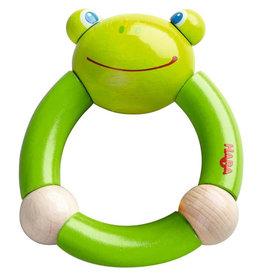 Haba Clutching Toy, Croaking Frog