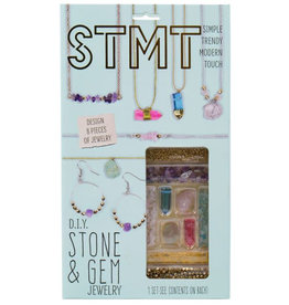 Horizon Toys DIY Stone & Gem Jewelry