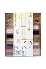 Horizon Toys DIY Pearl and Gemstone Jewelry
