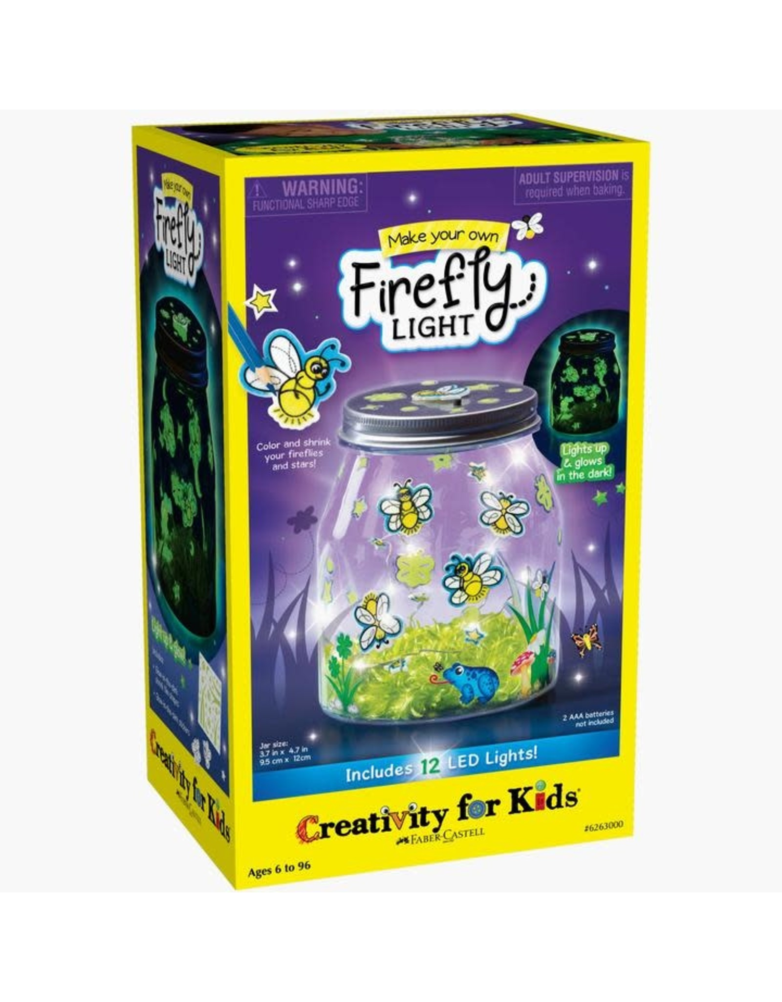 Creativity For Kids Make Your Own Firefly Light