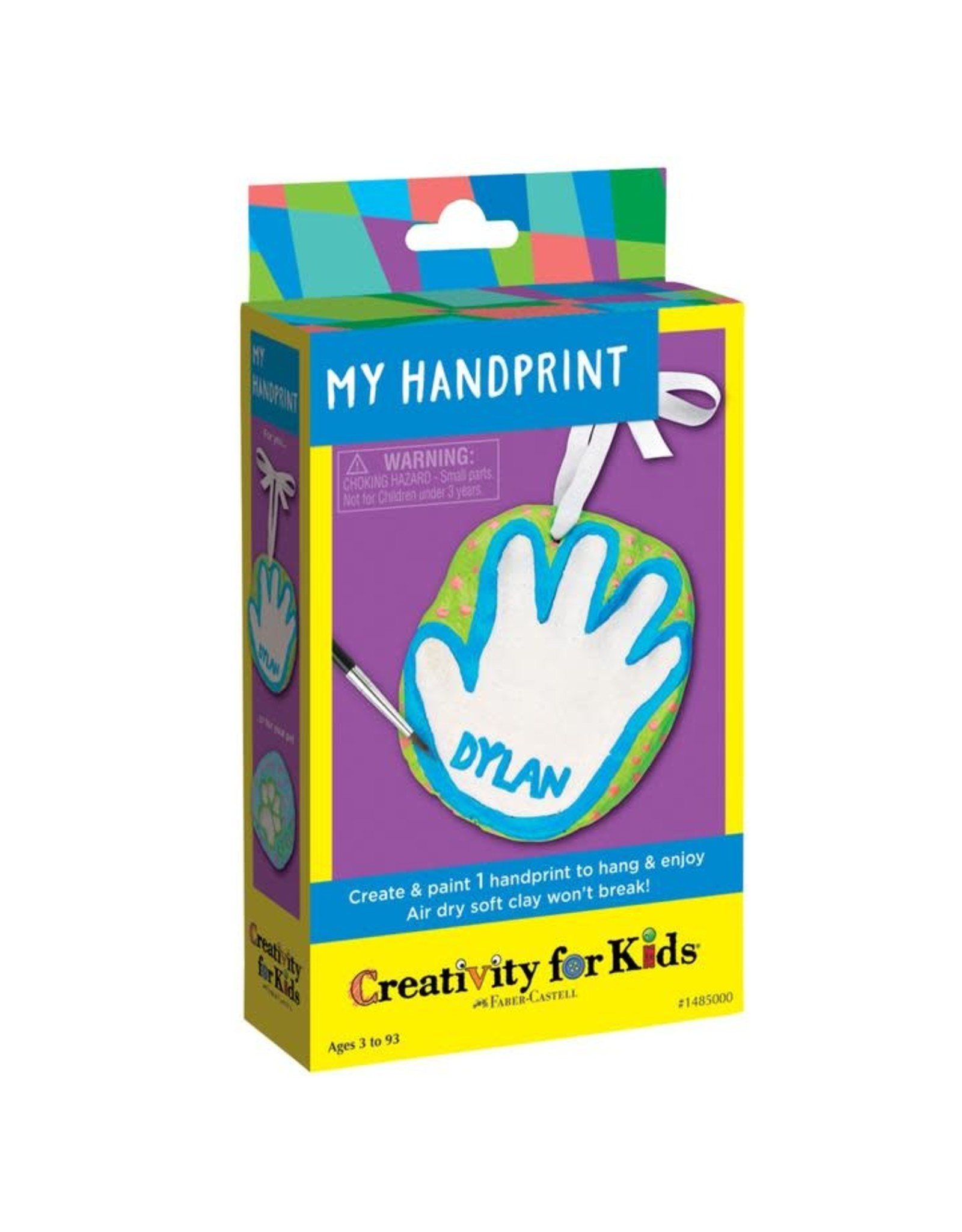 Creativity For Kids My Handprint
