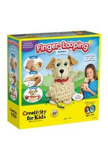 Creativity For Kids Finger Looping, Puppy