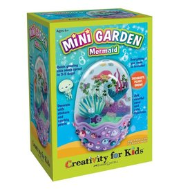 Creativity For Kids Mini Garden, Mermaid