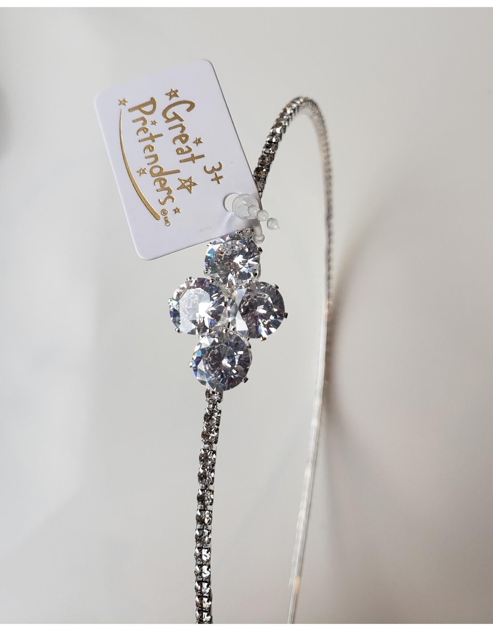 Great Pretenders Boutique Diamante Headband