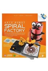 PlaySteam Arts Robot Spiral Factory